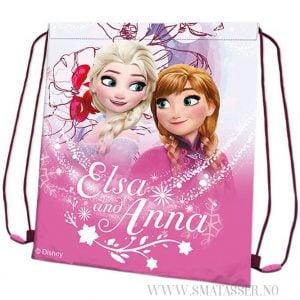 Gymbag Frost - Elsa og Anna