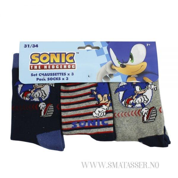 Sokker 3-pkn - Sonic