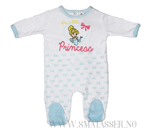 Princess Baby heldrakt - Little princess