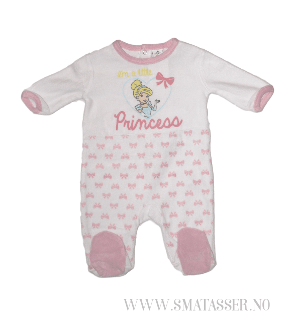 Princess Baby heldrakt - Little princess