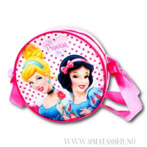 Disney Princess skulderveske - Askepott og Snøhvit