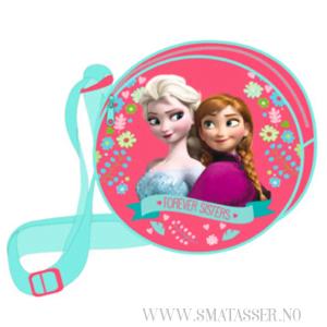 Disney Princess skulderveske - Elsa og Anna