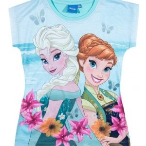 "T-skjorte – Frost, ""Elsa & Anna"""