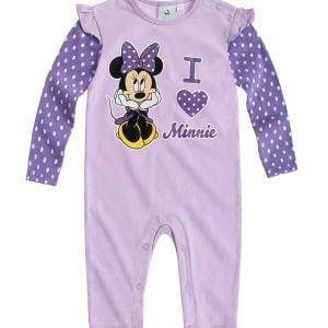 Baby overall, Minni Mus