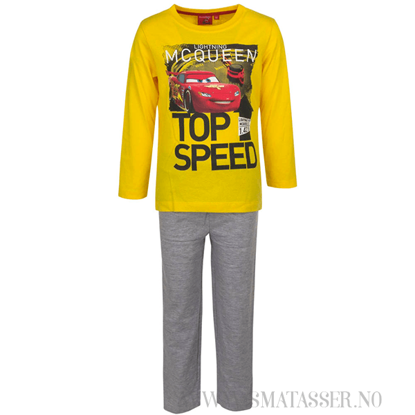 Biler/Cars, pysjamas