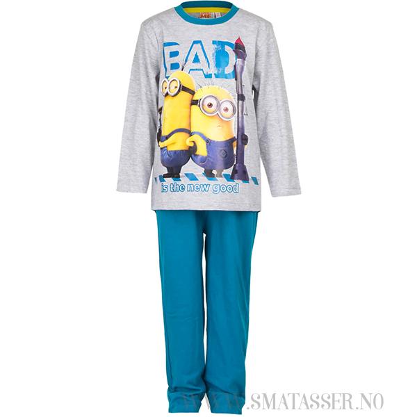 Minions pysjamas - Bad is the new good