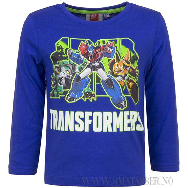 Transformers, langermet genser