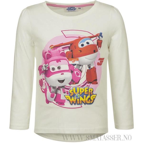 e22fcfbf Super Wings, langermet genser | Klær, leker og tilbehør for barn 0 ...