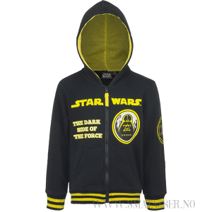 "Star Wars, jakke, ""The dark side of the force"""