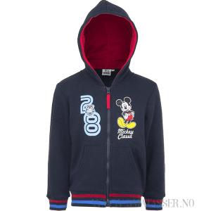 Mikke Mus hettejakke - 200 Mickey Classic