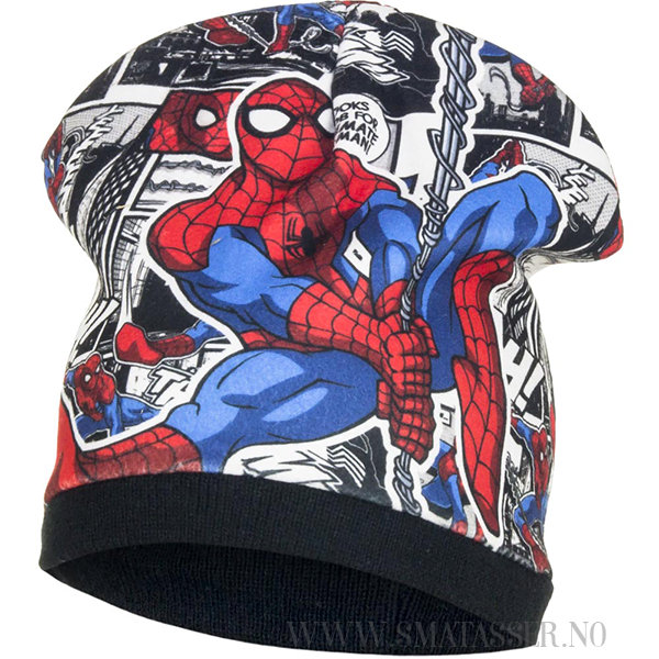 Spiderman lue, polar fleece