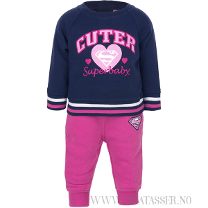 Superbaby joggedress - Cuter