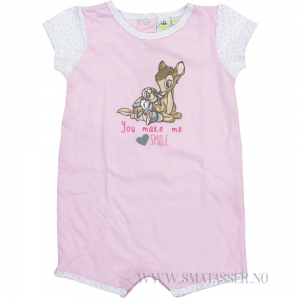 Disney Baby Bambi romper - You make me smile