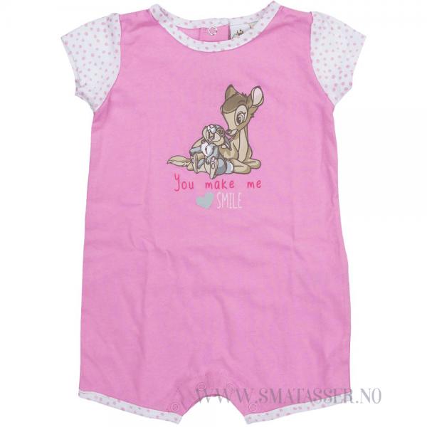 Disney Baby Bambi romper - You make me smile