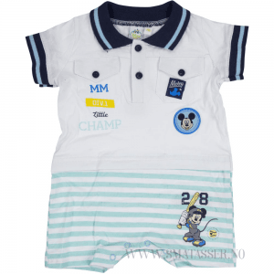 Disney Baby Mikke romper - Little champ