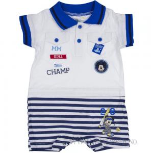 Disney Baby Mikke romper - Little champ