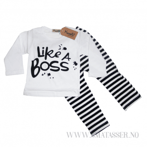 Like a boss - sett