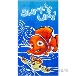 Badehåndkle Finding Dory - Surfs up