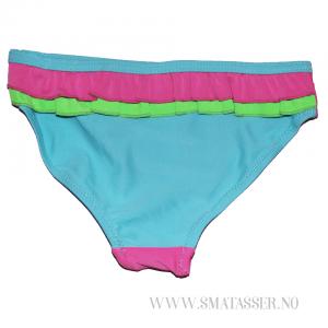 Hello Kitty bikinibukse - rosa/turkis