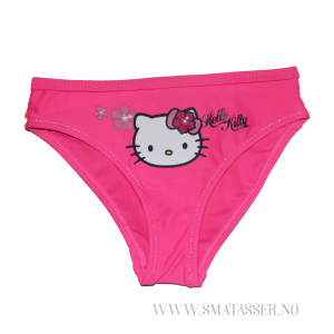 Hello Kitty bikinibukse - rosa