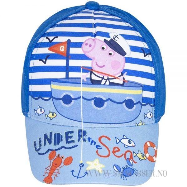 Peppa Gris caps - Under the sea