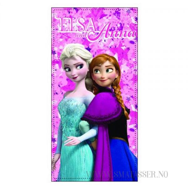 Frost badehåndkle - Elsa og Anna