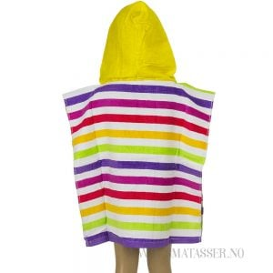 Teletubbies badeponcho