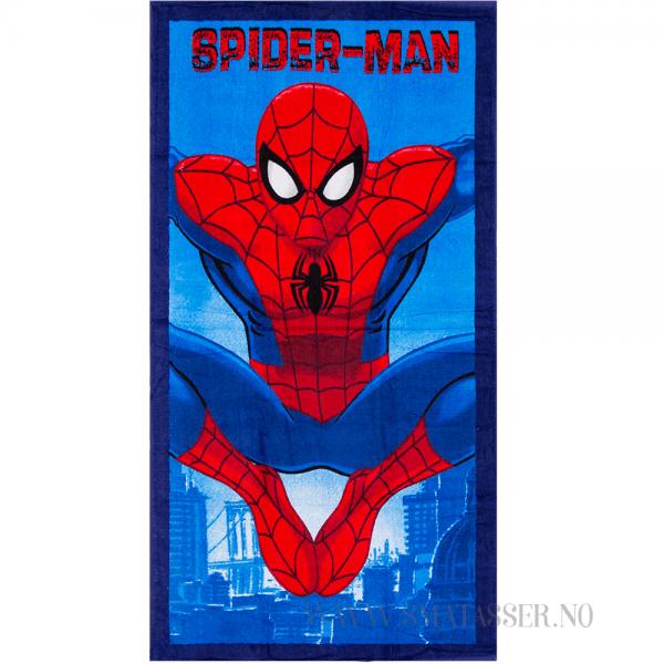 Spiderman badehåndkle