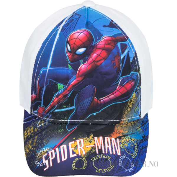 Spiderman caps