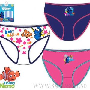 Finding Dory bikinitruse - 3 pakning
