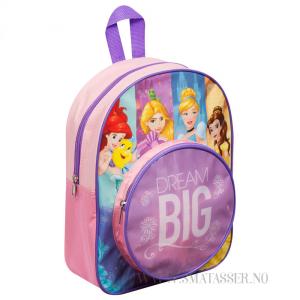 Disney Prinsesser barnehagesekk