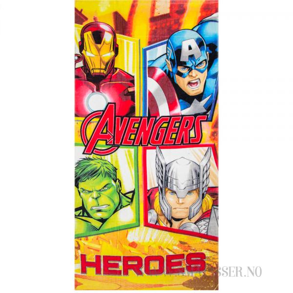 Avengers badehåndkle - Heroes