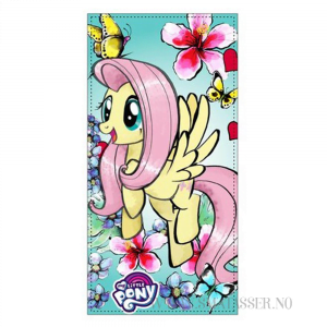 My Little Pony badehåndkle