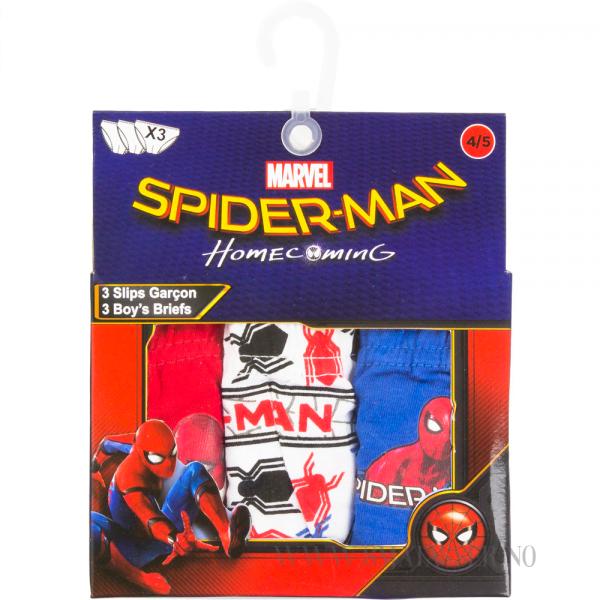 Spiderman underbukser 3 pakning