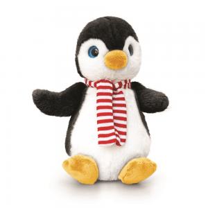 Pingvin med skjerf, 25 cm