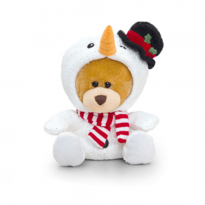 Bjørnen Pipp 20 cm, snømann