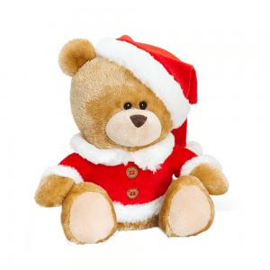 Bjørnen Pipp 20 cm, julenisse