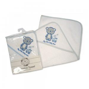 Hettehåndkle, teddybjørn