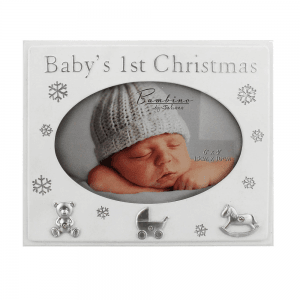 Bambino ramme, Babys 1st Christmas