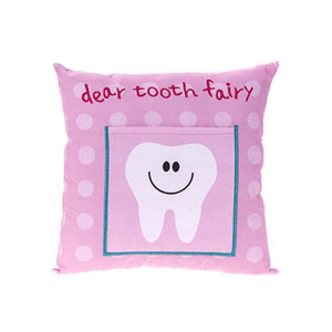 Dear Tooth Fairy - pute med tann