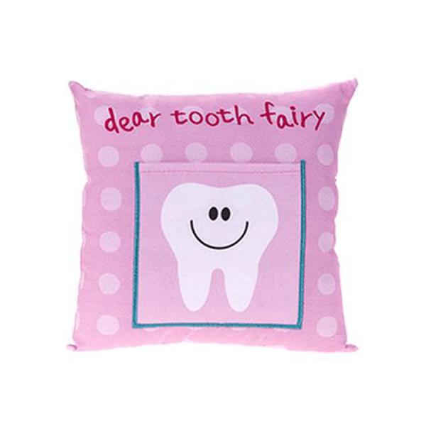 Dear Tooth Fairy - pute med tann