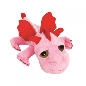 Lil Peepers rosa drage, 33 cm