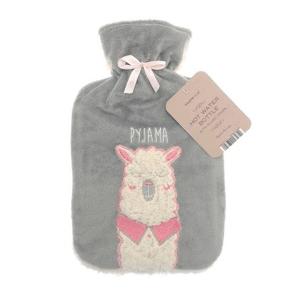 Varmeflaske, 2 liter, Llama