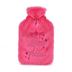 Varmeflaske, rosa