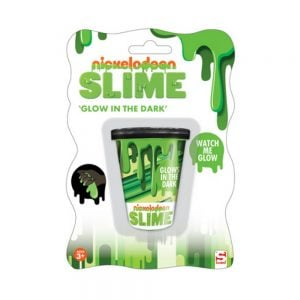 Nickelodeon Slim som lyser i mørket