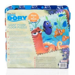Finding Dory puslematte