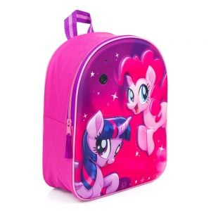 My Little Pony sekk, 3D m/lyd