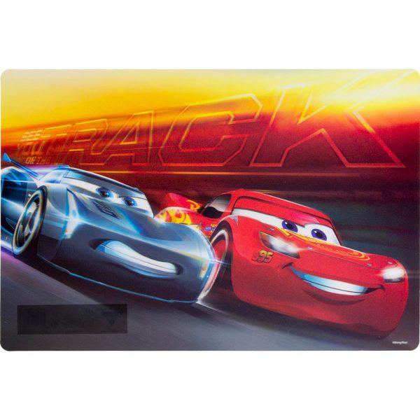 Cars 3D skriveunderlag