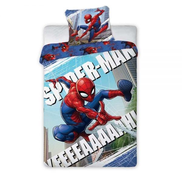 Spiderman sengesett