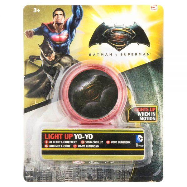 Batman v Superman lysende yo-yo